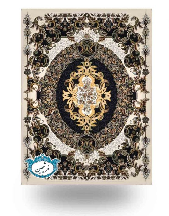 فرش ماشینی -طرح دونا 700 شانه        کرم
